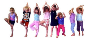 Mantis Kids' Yoga with Holly