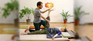 Thai Yoga Massage Trainings with Shai Plonski