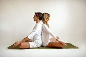 Open Hearts Couples Yoga