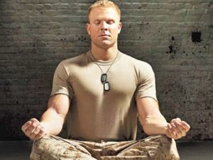 Veteran's Yoga Project