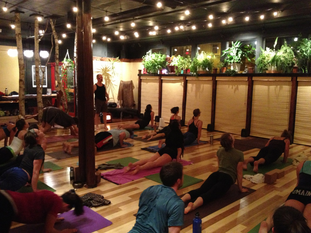 Om Land Yoga Studio/Orono