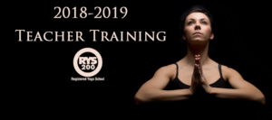 Teacher Training – registration is open