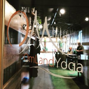 Portland has joined the Om Land Yoga OMpire